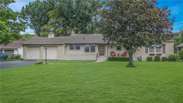 1444 Southview Drive, Indianapolis, IN 46227 (MLS #21590797) :: The ORR Home Selling Team