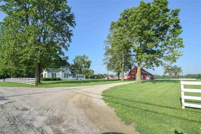 3515 N County Road 850 W, Yorktown, IN 47396 (MLS #21590802) :: The ORR Home Selling Team
