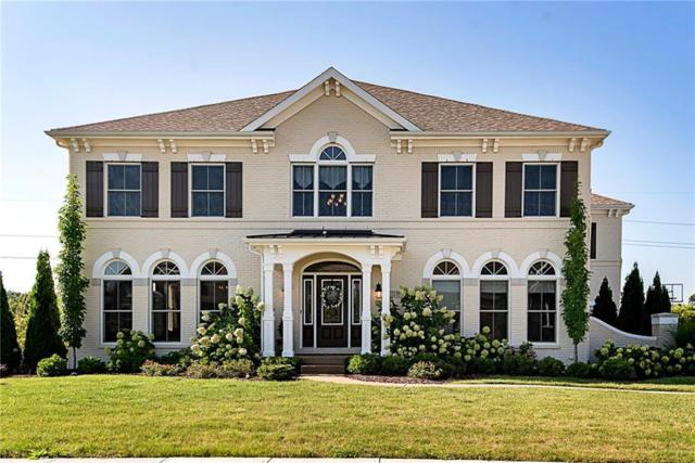 11553 Willow Bend Drive, Zionsville, IN 46077 (MLS #21590811) :: FC Tucker Company