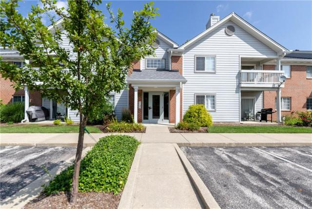 8346 Glenwillow Lane #102, Indianapolis, IN 46278 (MLS #21590819) :: FC Tucker Company