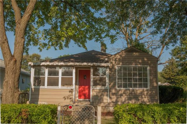 1519 N Grant Avenue, Indianapolis, IN 46201 (MLS #21590820) :: Mike Price Realty Team - RE/MAX Centerstone
