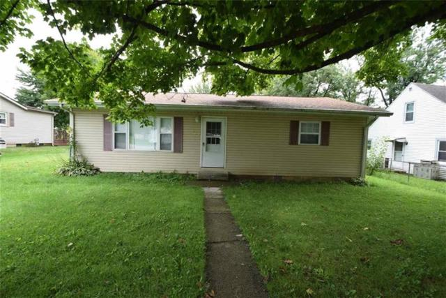 807 E South Street, Eaton, IN 47338 (MLS #21590821) :: The ORR Home Selling Team
