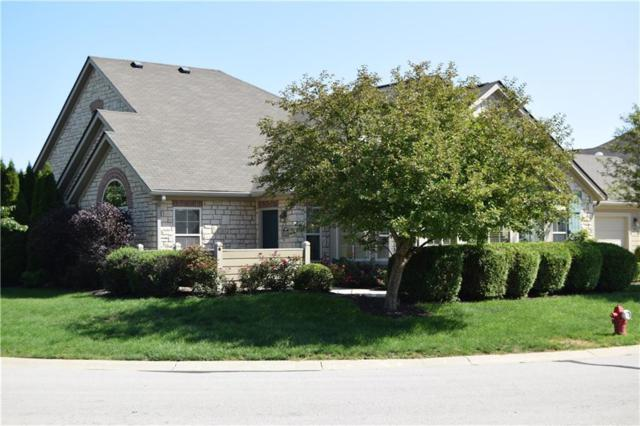 17007 Huntley Place #18, Westfield, IN 46074 (MLS #21590832) :: The Evelo Team