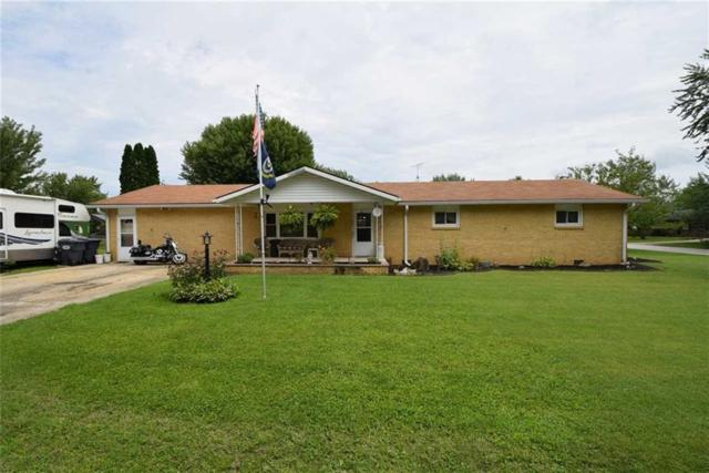 235 N Meadow Lane, Albany, IN 47320 (MLS #21590839) :: The ORR Home Selling Team
