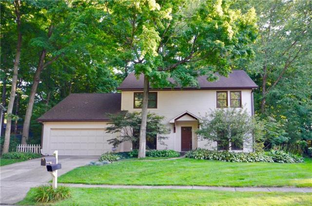 4938 Fieldstone Trail, Indianapolis, IN 46254 (MLS #21590924) :: Mike Price Realty Team - RE/MAX Centerstone