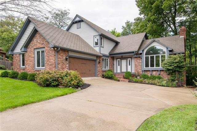 8538 Helmsman Circle, Indianapolis, IN 46256 (MLS #21591038) :: Mike Price Realty Team - RE/MAX Centerstone