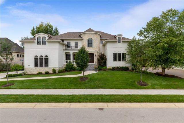 15524 Hidden Oaks Lane, Carmel, IN 46033 (MLS #21591083) :: FC Tucker Company