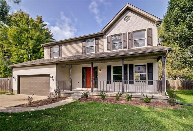 2218 Central Avenue, Indianapolis, IN 46205 (MLS #21591139) :: The Evelo Team