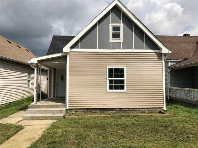 2115 Webb Street, Indianapolis, IN 46225 (MLS #21591142) :: Mike Price Realty Team - RE/MAX Centerstone