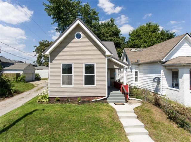 516 Weghorst Street, Indianapolis, IN 46203 (MLS #21591207) :: Mike Price Realty Team - RE/MAX Centerstone