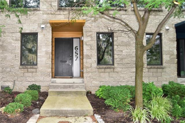 657 E Merrill Street, Indianapolis, IN 46204 (MLS #21591225) :: The Evelo Team