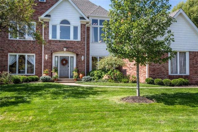 1549 Corniche Drive, Zionsville, IN 46077 (MLS #21591302) :: Mike Price Realty Team - RE/MAX Centerstone