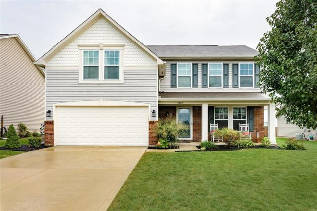 6183 N Woods Edge Drive, Mccordsville, IN 46055 (MLS #21591449) :: Mike Price Realty Team - RE/MAX Centerstone