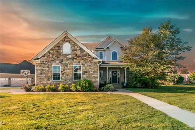 396 Morningside Drive, Brownsburg, IN 46112 (MLS #21591452) :: Mike Price Realty Team - RE/MAX Centerstone