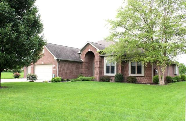 6024 Estates Boulevard, Clayton, IN 46118 (MLS #21591457) :: The ORR Home Selling Team