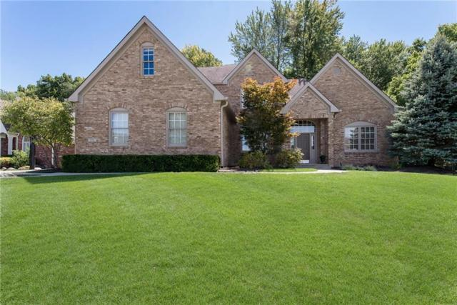 375 Mallard Court, Carmel, IN 46032 (MLS #21591459) :: Mike Price Realty Team - RE/MAX Centerstone