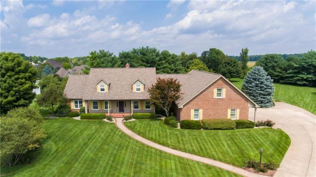 6048 W Hunters Court, Pendleton, IN 46064 (MLS #21591539) :: Mike Price Realty Team - RE/MAX Centerstone