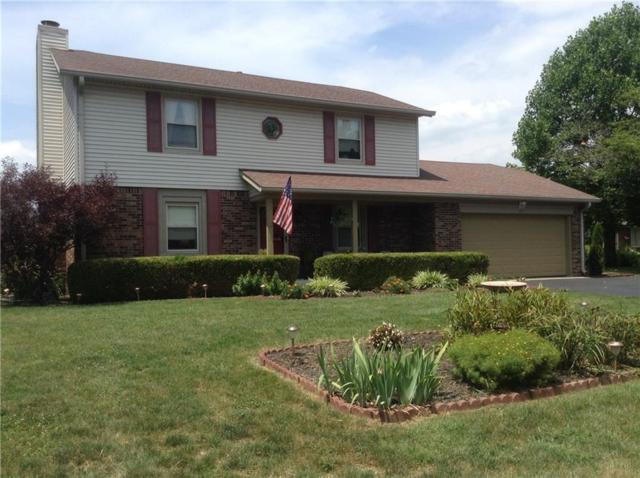 1452 Normandie Drive, Avon, IN 46123 (MLS #21591596) :: Mike Price Realty Team - RE/MAX Centerstone