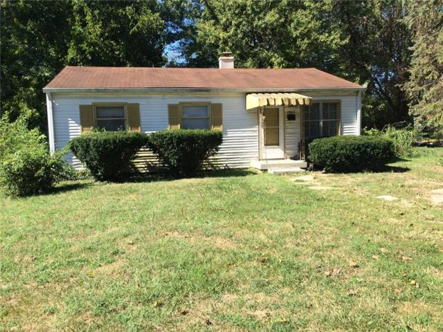 3946 N Butler Avenue, Indianapolis, IN 46226 (MLS #21591618) :: Mike Price Realty Team - RE/MAX Centerstone