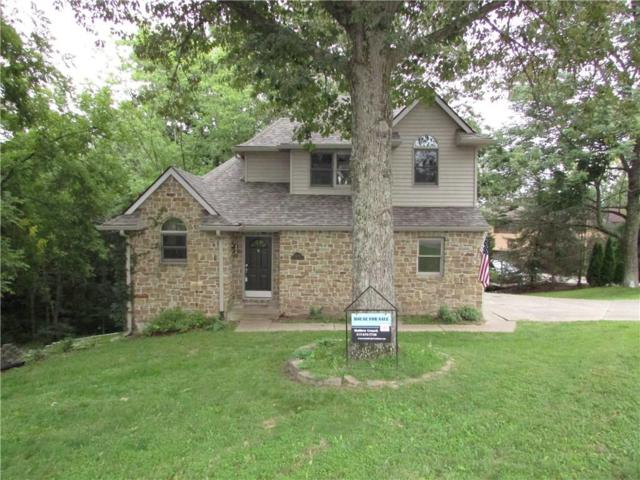 1235 Deer Lake Court, Martinsville, IN 46151 (MLS #21591627) :: Mike Price Realty Team - RE/MAX Centerstone
