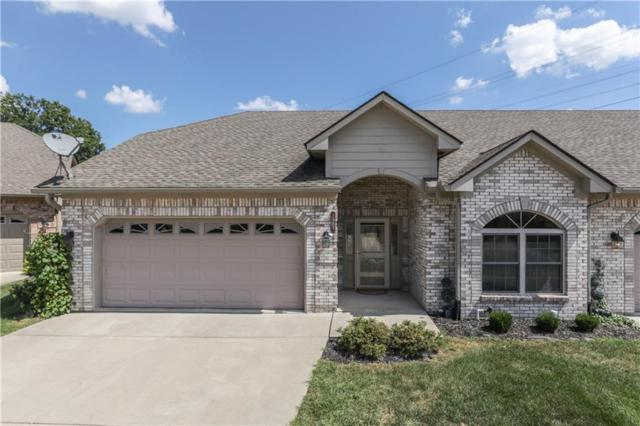 7803 Rosa Drive, Indianapolis, IN 46237 (MLS #21591681) :: The Evelo Team