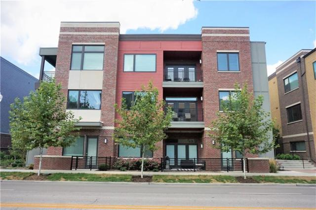 622 E 10th Street #201, Indianapolis, IN 46202 (MLS #21591694) :: Mike Price Realty Team - RE/MAX Centerstone