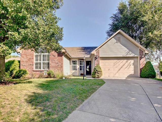 4626 Turfway Court, Greenwood, IN 46143 (MLS #21591703) :: The Evelo Team