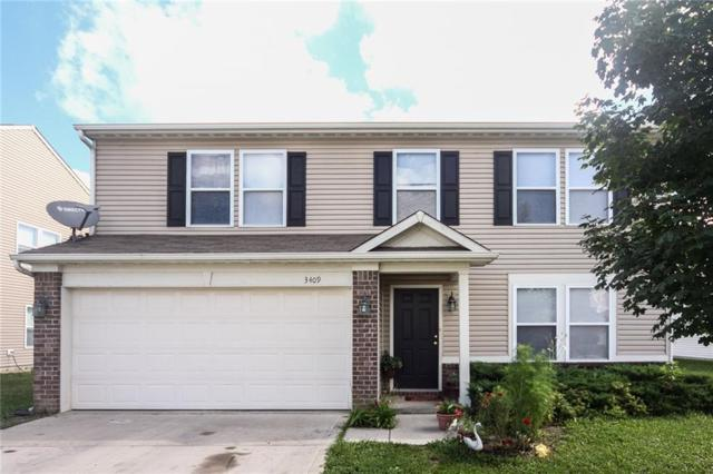 3409 Black Forest Lane, Indianapolis, IN 46239 (MLS #21591710) :: The Evelo Team