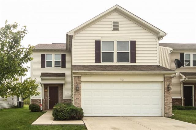 4131 Apple Creek Drive, Indianapolis, IN 46235 (MLS #21591711) :: The Evelo Team
