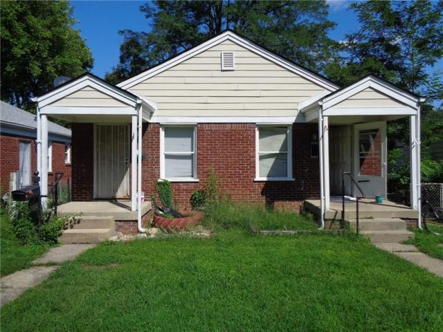 341 S Bancroft Street, Indianapolis, IN 46201 (MLS #21591738) :: Mike Price Realty Team - RE/MAX Centerstone