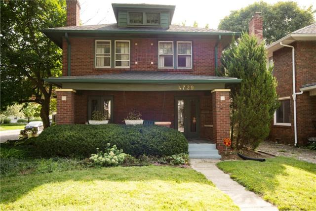 4729 Broadway Street, Indianapolis, IN 46205 (MLS #21591797) :: The ORR Home Selling Team