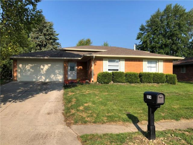 2614 Constellation Drive, Indianapolis, IN 46229 (MLS #21591817) :: Mike Price Realty Team - RE/MAX Centerstone