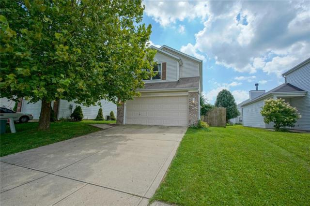 11539 Signet Lane, Lawrence, IN 46235 (MLS #21591837) :: Mike Price Realty Team - RE/MAX Centerstone