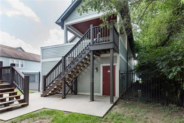 2257 N Scioto Street Unit 1, Indianapolis, IN 46205 (MLS #21591845) :: Mike Price Realty Team - RE/MAX Centerstone