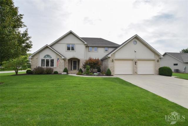 514 Greenland Lane, Yorktown, IN 47396 (MLS #21592026) :: HergGroup Indianapolis