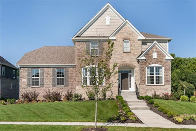 6492 Westminster Drive, Zionsville, IN 46077 (MLS #21592220) :: The Evelo Team
