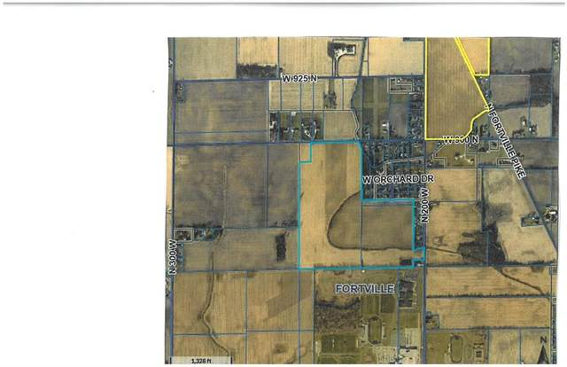00 W 900 North Road, Fortville, IN 46040 (MLS #21592221) :: The Evelo Team