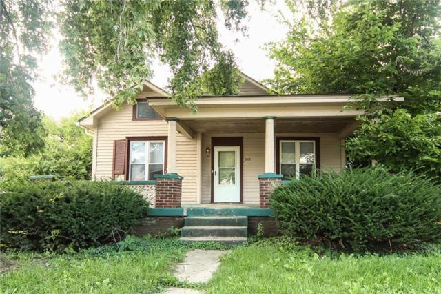 3902 N Capitol Avenue, Indianapolis, IN 46208 (MLS #21592274) :: The Evelo Team