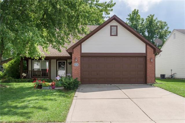743 Apple Lane, Brownsburg, IN 46112 (MLS #21592287) :: The ORR Home Selling Team