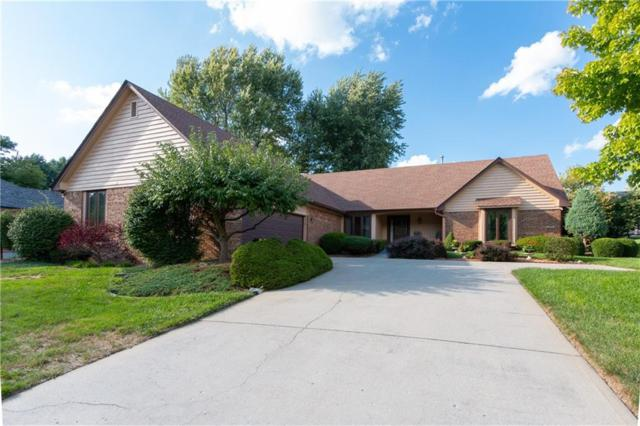9116 Log Run Drive S, Indianapolis, IN 46234 (MLS #21592294) :: Mike Price Realty Team - RE/MAX Centerstone