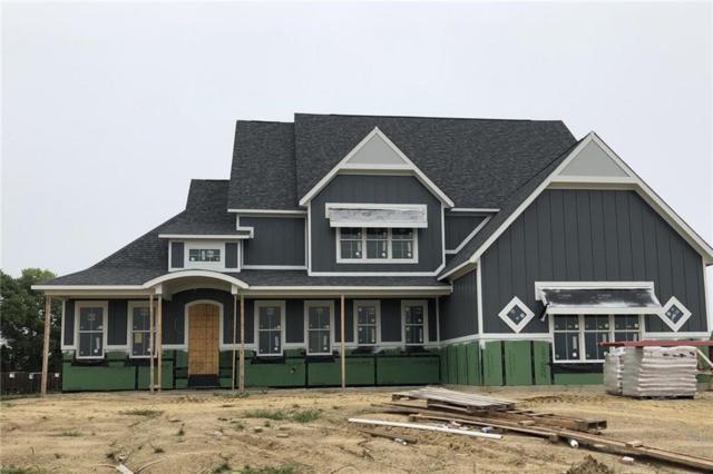 8145 Hanley Lane, Zionsville, IN 46077 (MLS #21592299) :: Heard Real Estate Team | eXp Realty, LLC