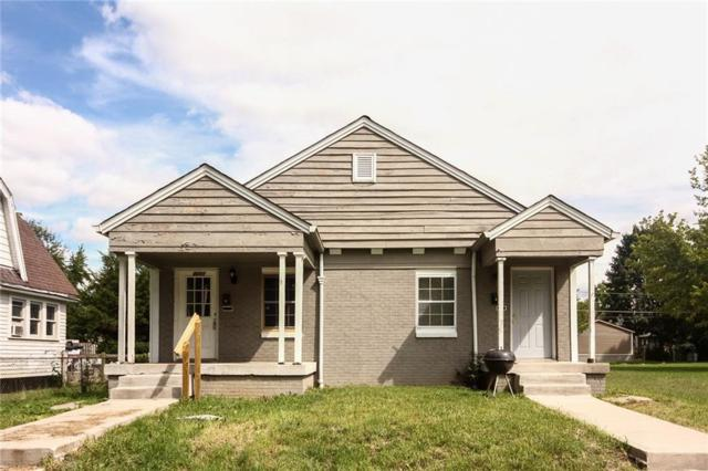 2349 N Lasalle Street, Indianapolis, IN 46218 (MLS #21592300) :: Mike Price Realty Team - RE/MAX Centerstone