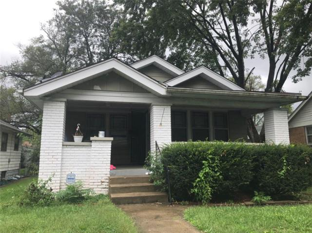 4118 E 11th Street, Indianapolis, IN 46201 (MLS #21592321) :: Mike Price Realty Team - RE/MAX Centerstone