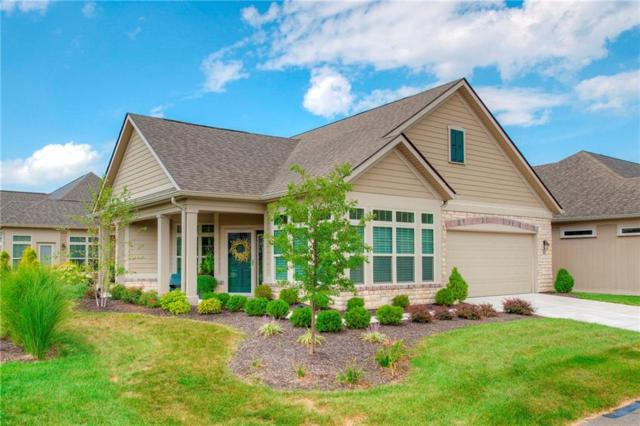 245 Maple View Drive, Westfield, IN 46074 (MLS #21592340) :: Indy Scene Real Estate Team