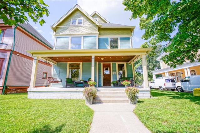 1908 N New Jersey Street, Indianapolis, IN 46202 (MLS #21592399) :: FC Tucker Company
