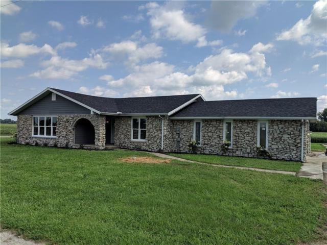 16090 N County Road 750 W, Gaston, IN 47342 (MLS #21592439) :: The ORR Home Selling Team