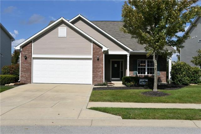 16919 Southall Drive, Westfield, IN 46074 (MLS #21592443) :: Mike Price Realty Team - RE/MAX Centerstone