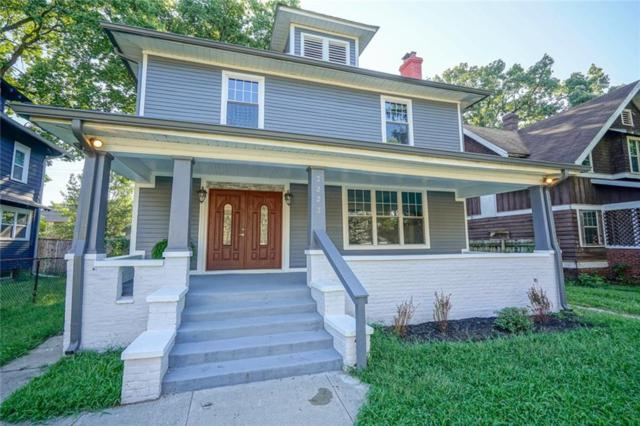 3223 Broadway Street, Indianapolis, IN 46205 (MLS #21592479) :: Mike Price Realty Team - RE/MAX Centerstone