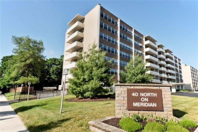 25 E 40th Street 5E, Indianapolis, IN 46205 (MLS #21592502) :: Mike Price Realty Team - RE/MAX Centerstone