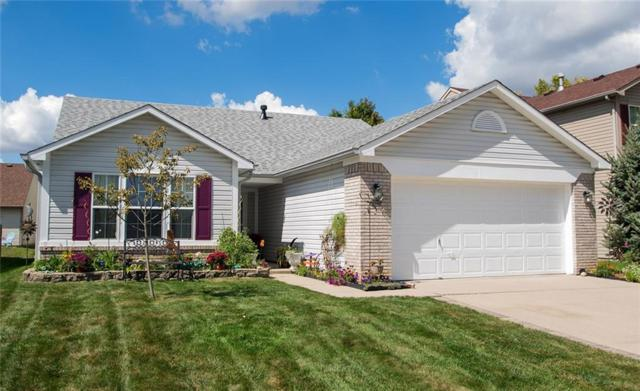 2200 Wynbrooke Boulevard, Indianapolis, IN 46234 (MLS #21592558) :: The ORR Home Selling Team